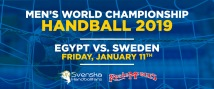 Sverige-Egypten 11 januari