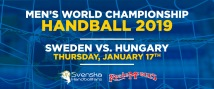 Sverige-Ungern 17 januari