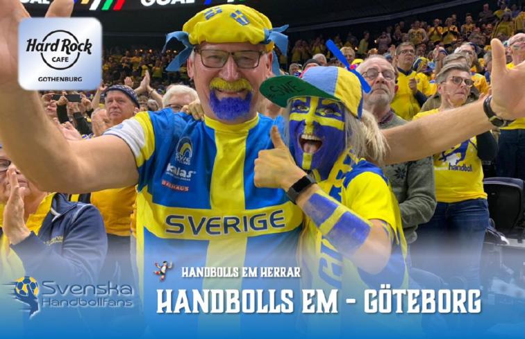 Handbolls-EM i Göteborg