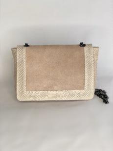 Joline Pink Leather