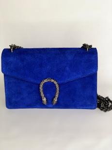 Laura Snake Blue