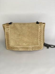 Joline Sand Leather