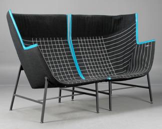 Fåtöljer, Moroso Paper Planes | Hyr designmöbler
