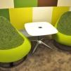 Paket - Fåtöljer, Johanson Design FLOW + bord