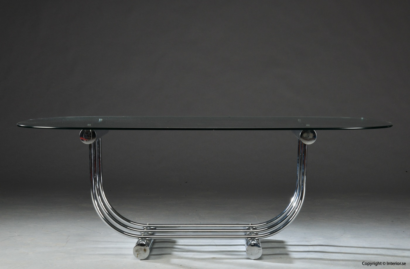 Table Chrome Glass (29
