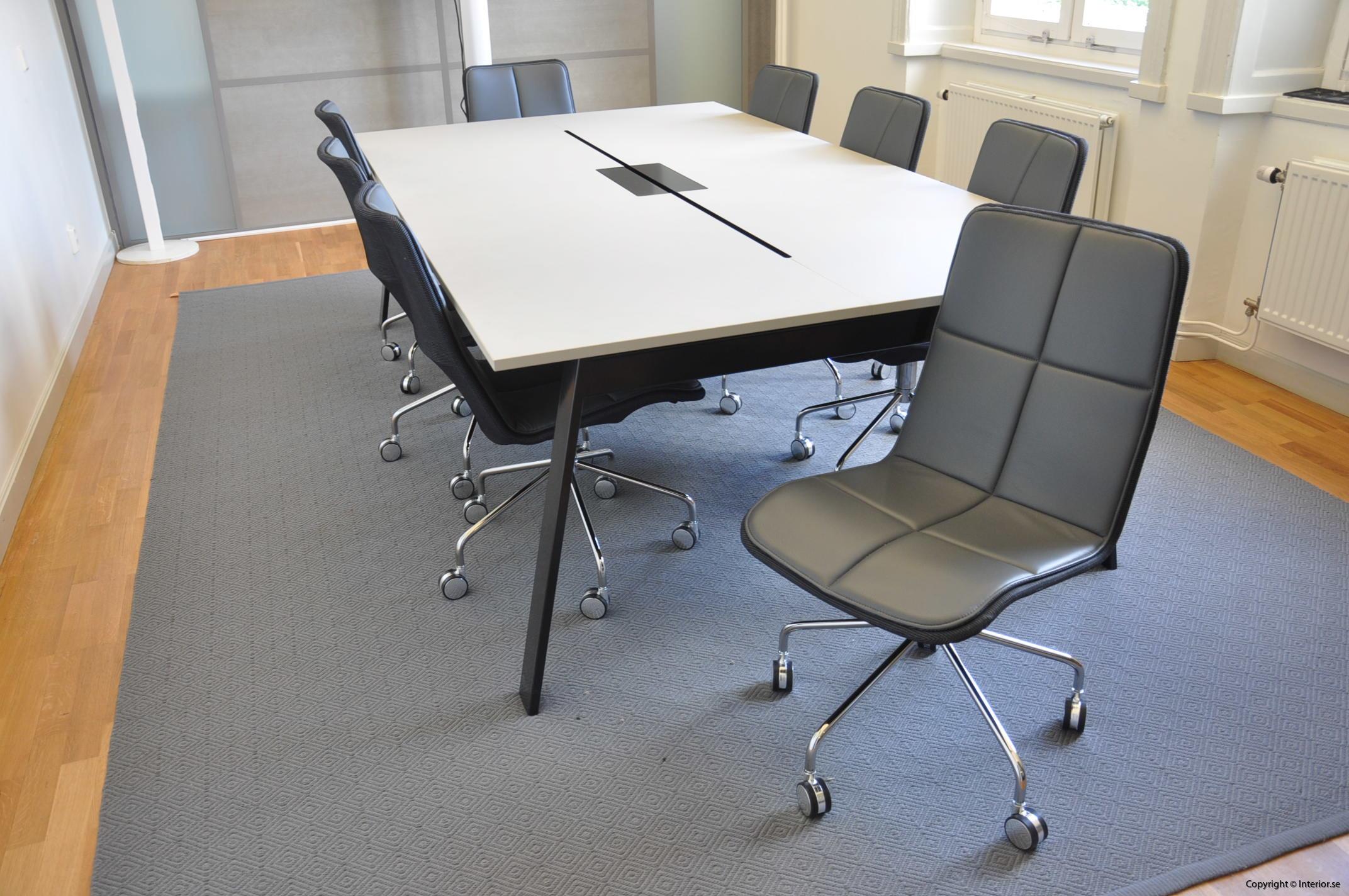 Konferensgrupp Swedese Kite & Edsbyn Piece begagnade konferensmöbler (4)