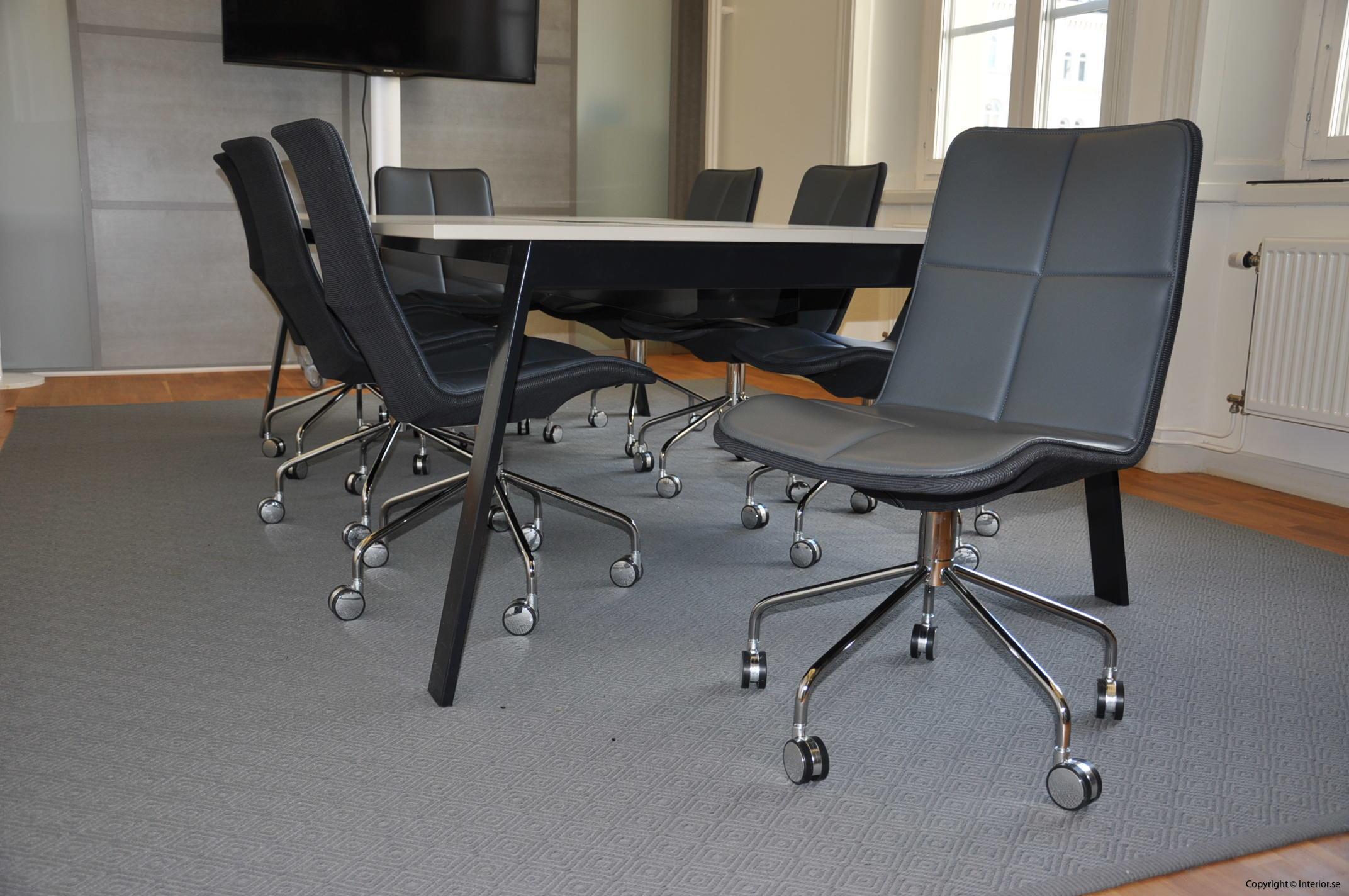 Konferensgrupp Swedese Kite & Edsbyn Piece begagnade konferensmöbler (3)