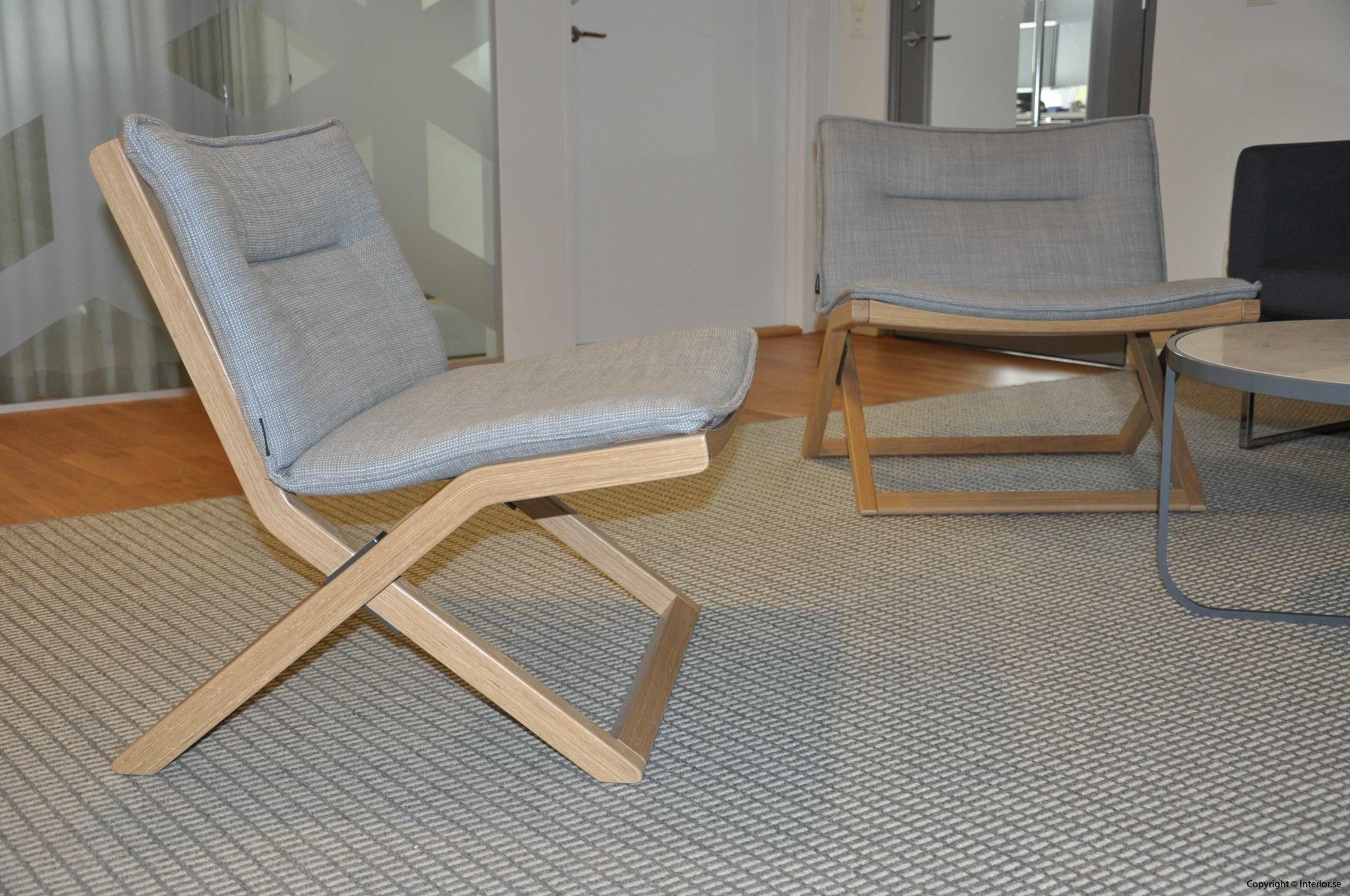 Begagnade kontorsmöbler Swedese Crusier Marina Bautier (6)