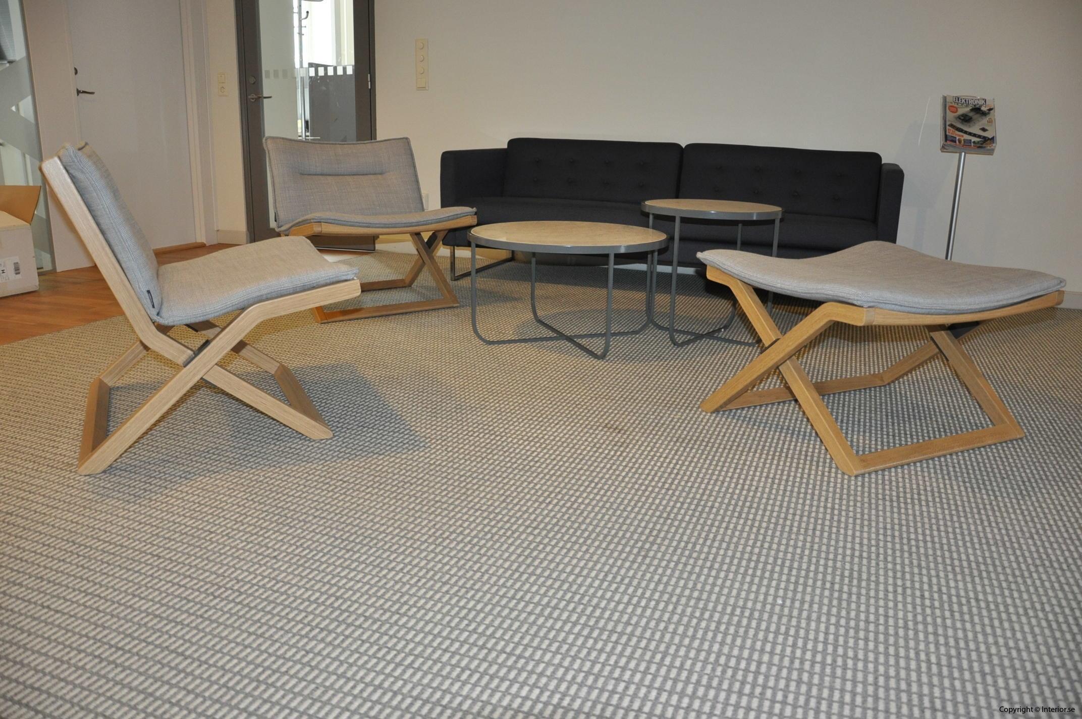 Begagnade kontorsmöbler Swedese Crusier Marina Bautier (10)