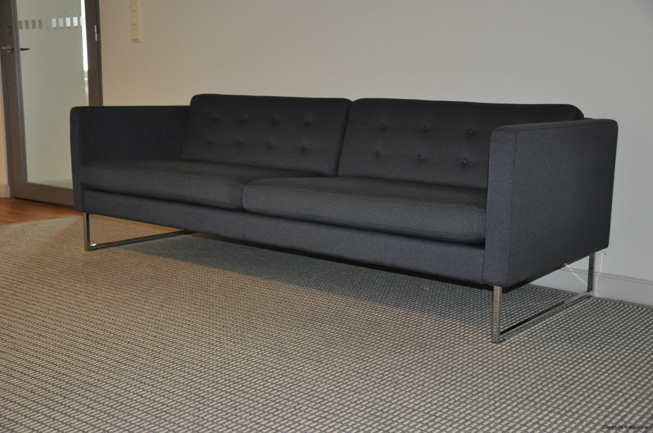 Begagnade designmöbler Swedese Madisson 3 sitssoffa (5)
