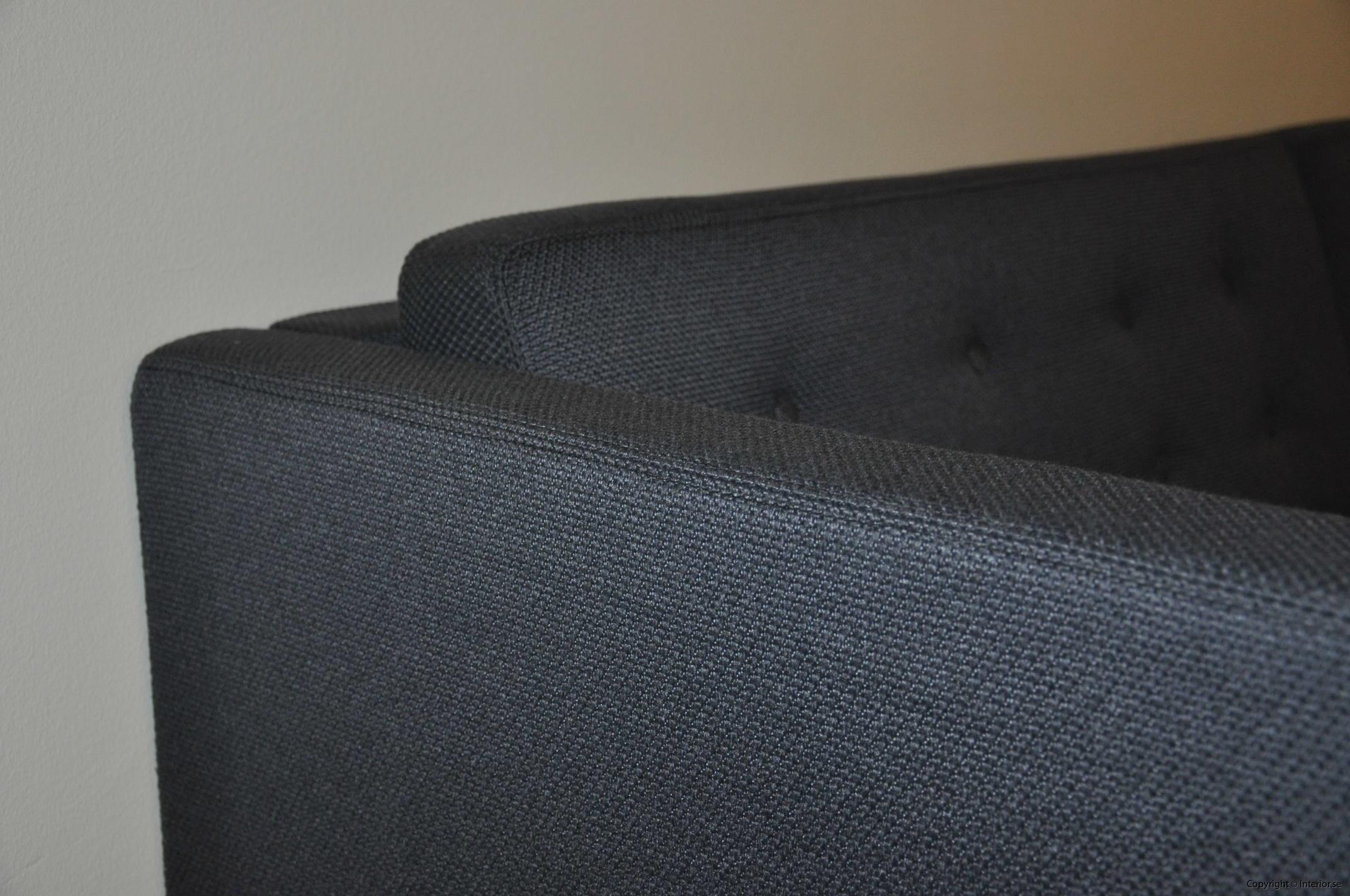 Begagnade designmöbler Swedese Madisson 3 sitssoffa (9)