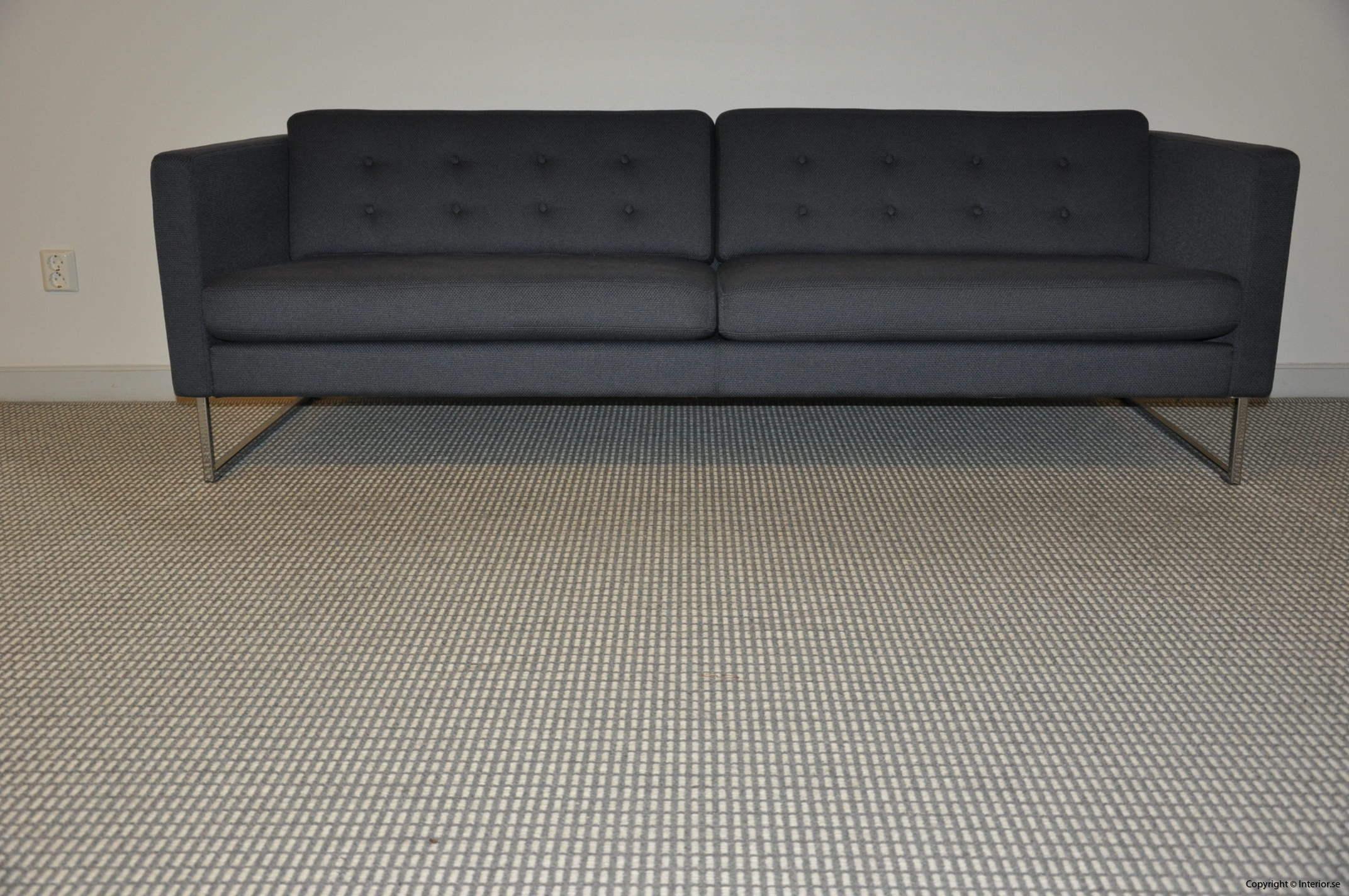 Begagnade designmöbler Swedese Madisson 3 sitssoffa