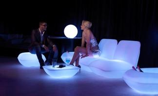 LED-Möbler | RGB Vondom Pillow (Flera färger)