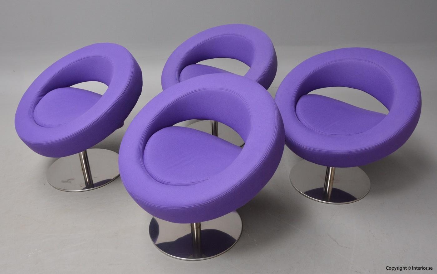 1 Begagnade designmöbler Busk + Hertzog Softline Hello