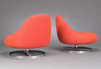 Loungefåtöljer, Johanson Design FLOW