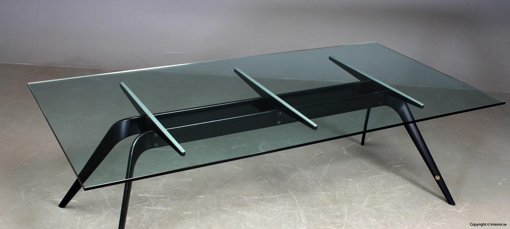 1 Konferensbord, Fritz Hansen T-No 1 - Todd Bracher  Specialutgåva begagnade designmöbler (3)