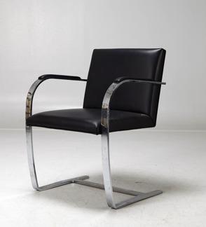Stol, Knoll Brno - Hyra designmöbler