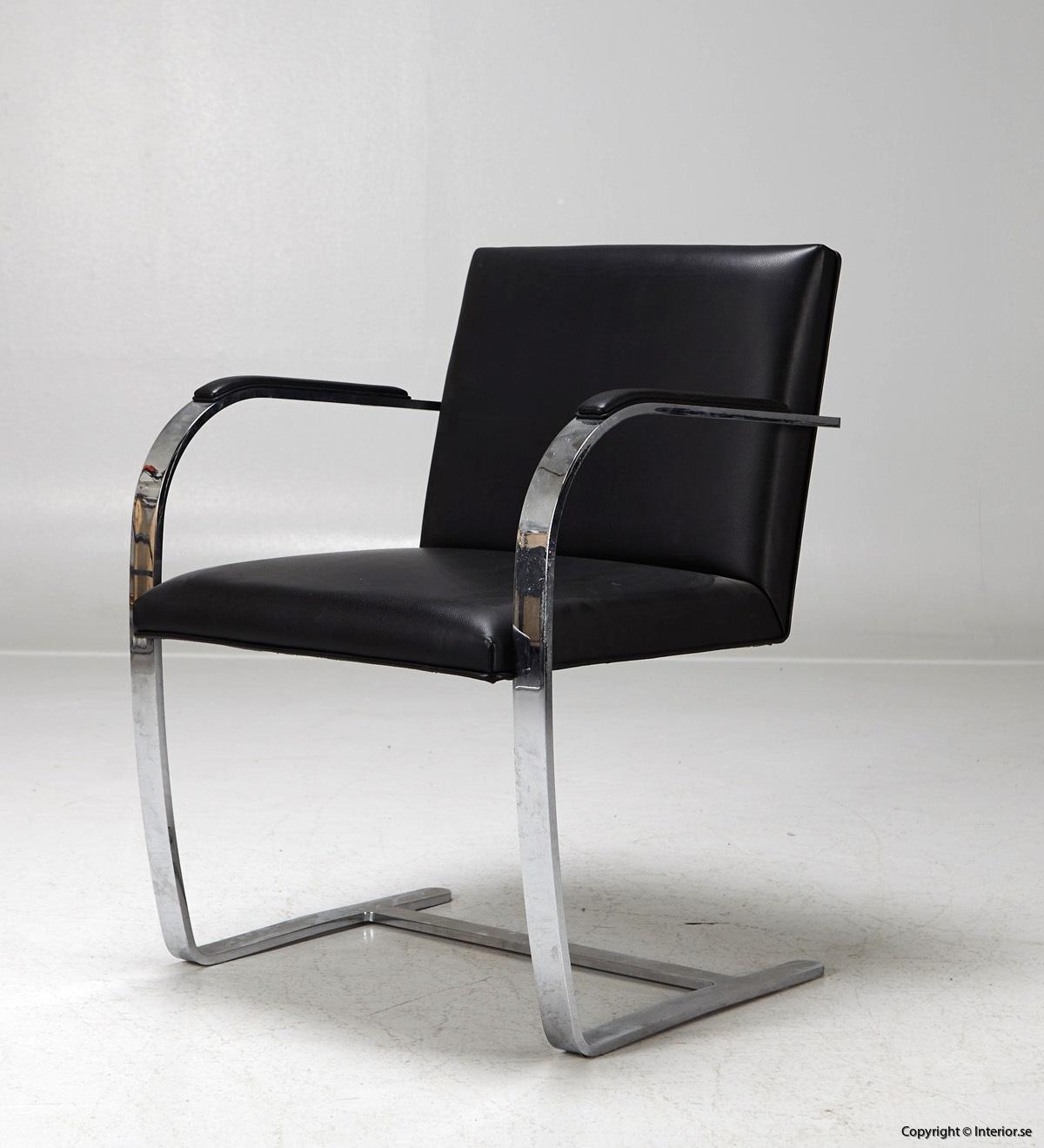 1 Stol, Knoll Brno E01M 4200 - Ludwig Mies van der Rohe
