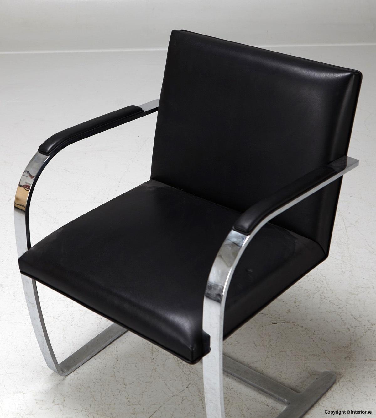 1 Stol, Knoll Brno E01M 4200 - Ludwig Mies van der Rohe (4)