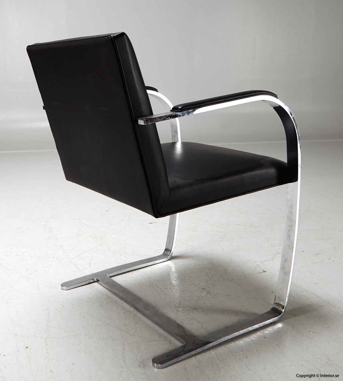 1 Stol, Knoll Brno E01M 4200 - Ludwig Mies van der Rohe (3)