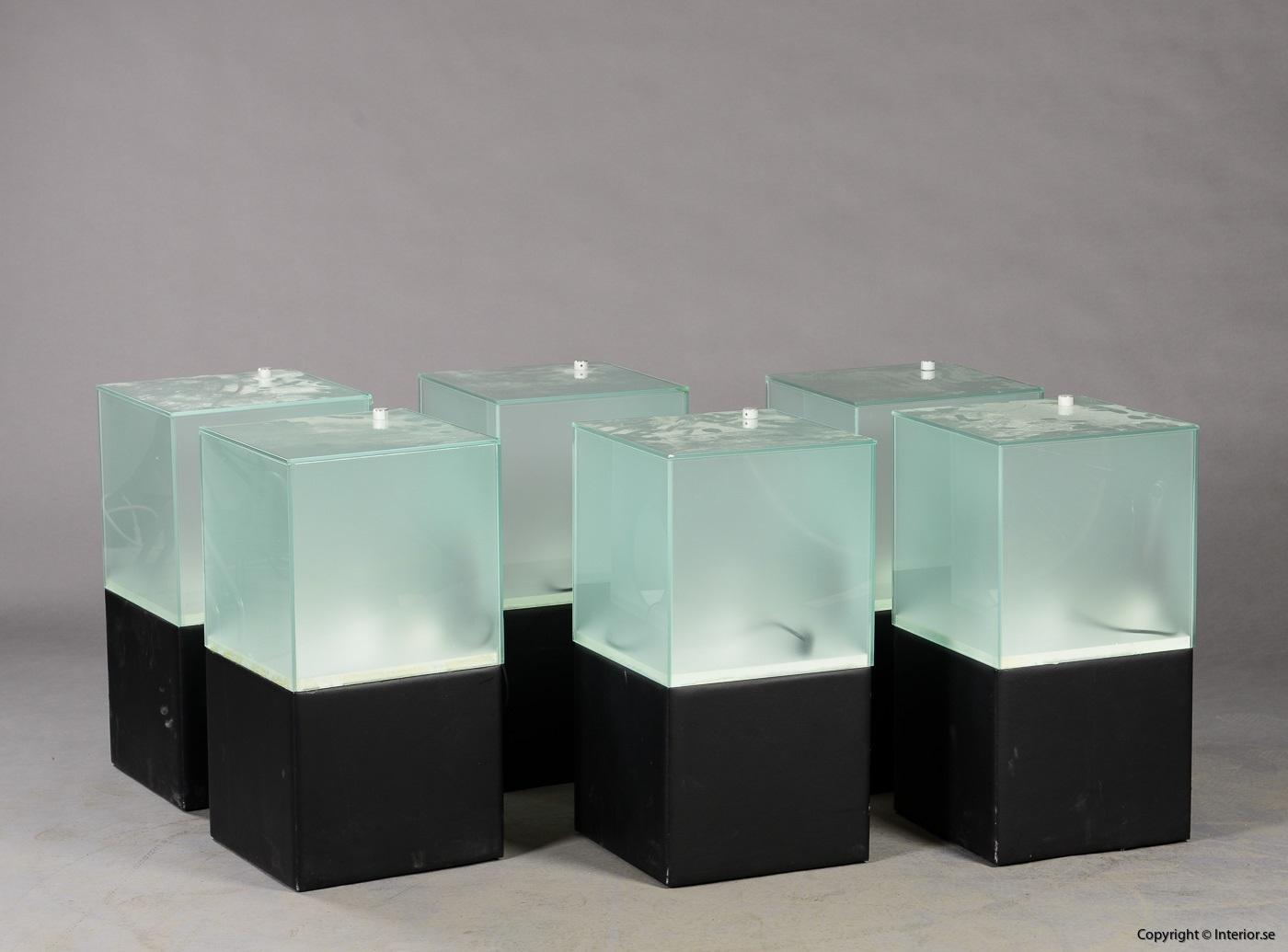 1 Lightbox ljuslåda med RGB LED Designmöbler