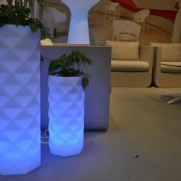 Vondom Marquis Flower Pot | RGB LED