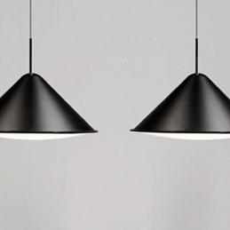 Pendlar, Tom Dixon Cone Light Large | Hyr designmöbler