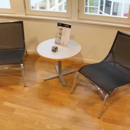 Fåtöljer, Alias ArmFrame 418 | Hyr loungemöbler