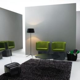Golvlampa, Zero Can | Hyr designmöbler