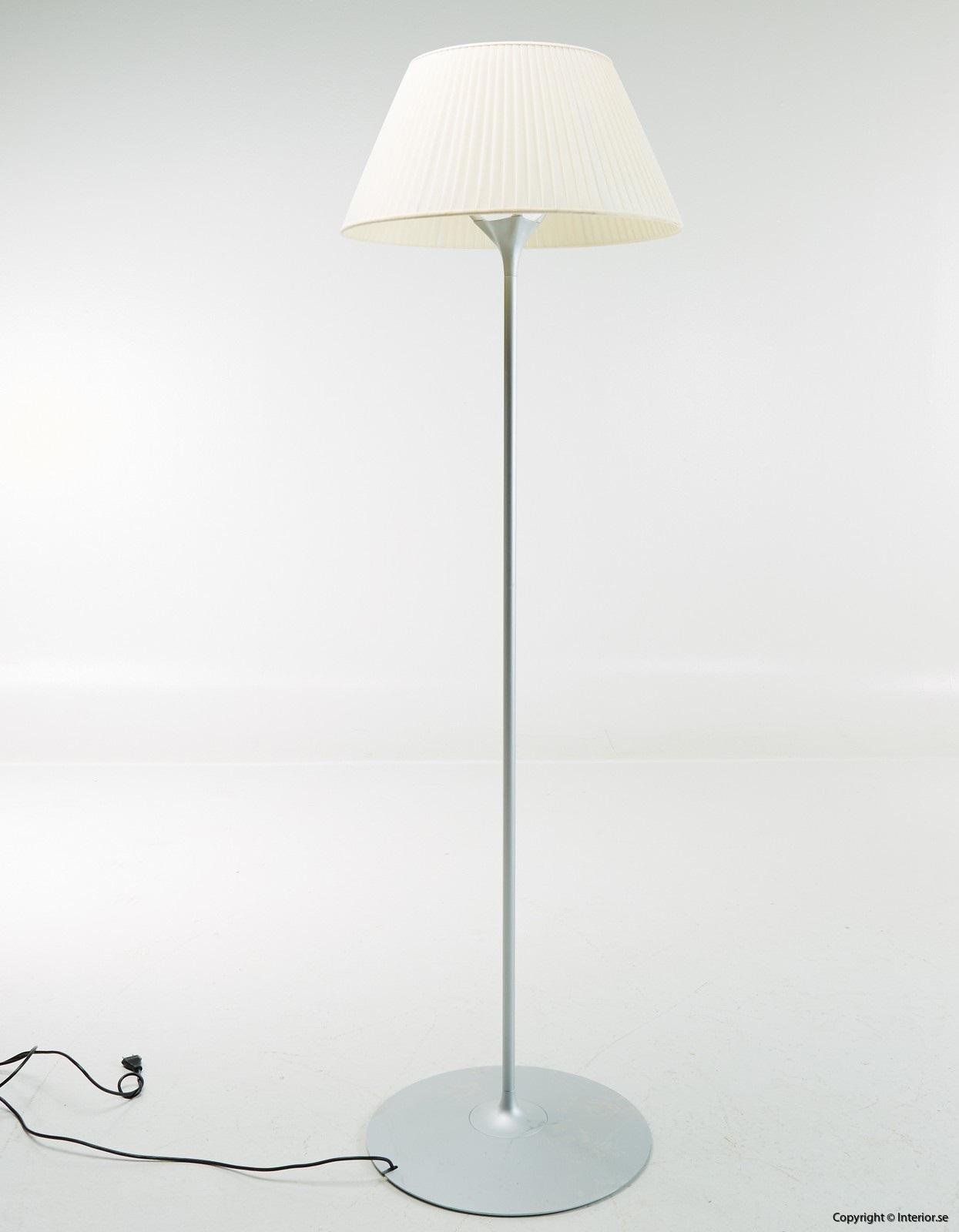 1 Floor lamp Golvlampa FLOS Romeo Philippe Starck