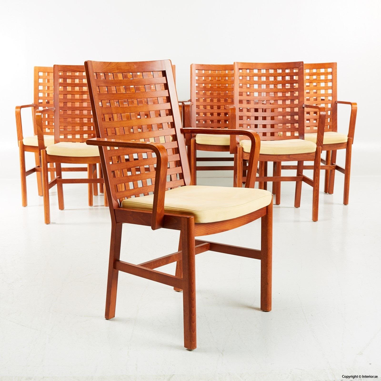 1 Konferensstolar Conference Chairs, Kvist Industries - Lädersits - Design furniture (4)