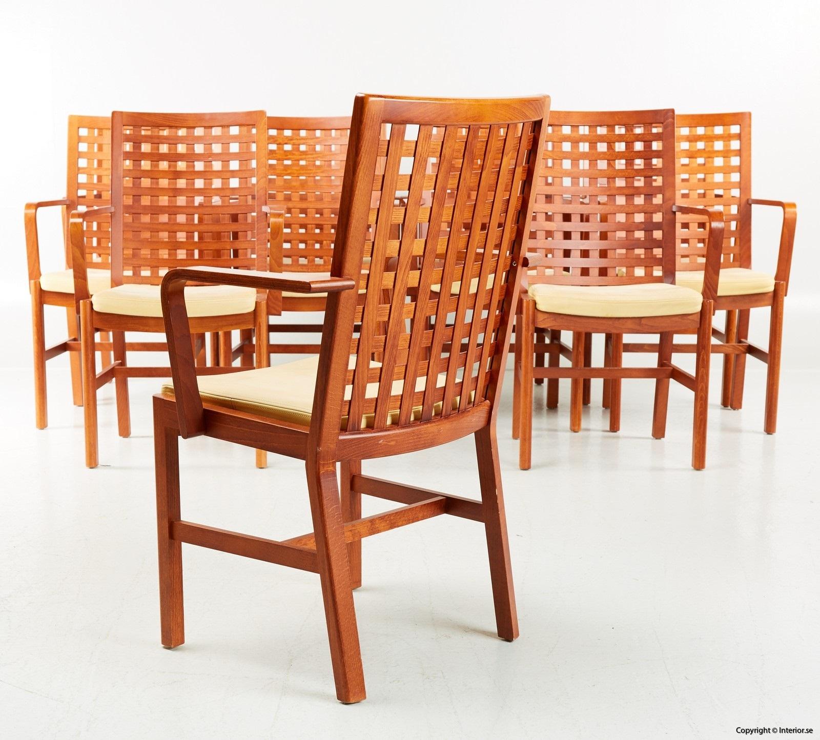 1 Konferensstolar Conference Chairs, Kvist Industries - Lädersits - Design furniture (5)