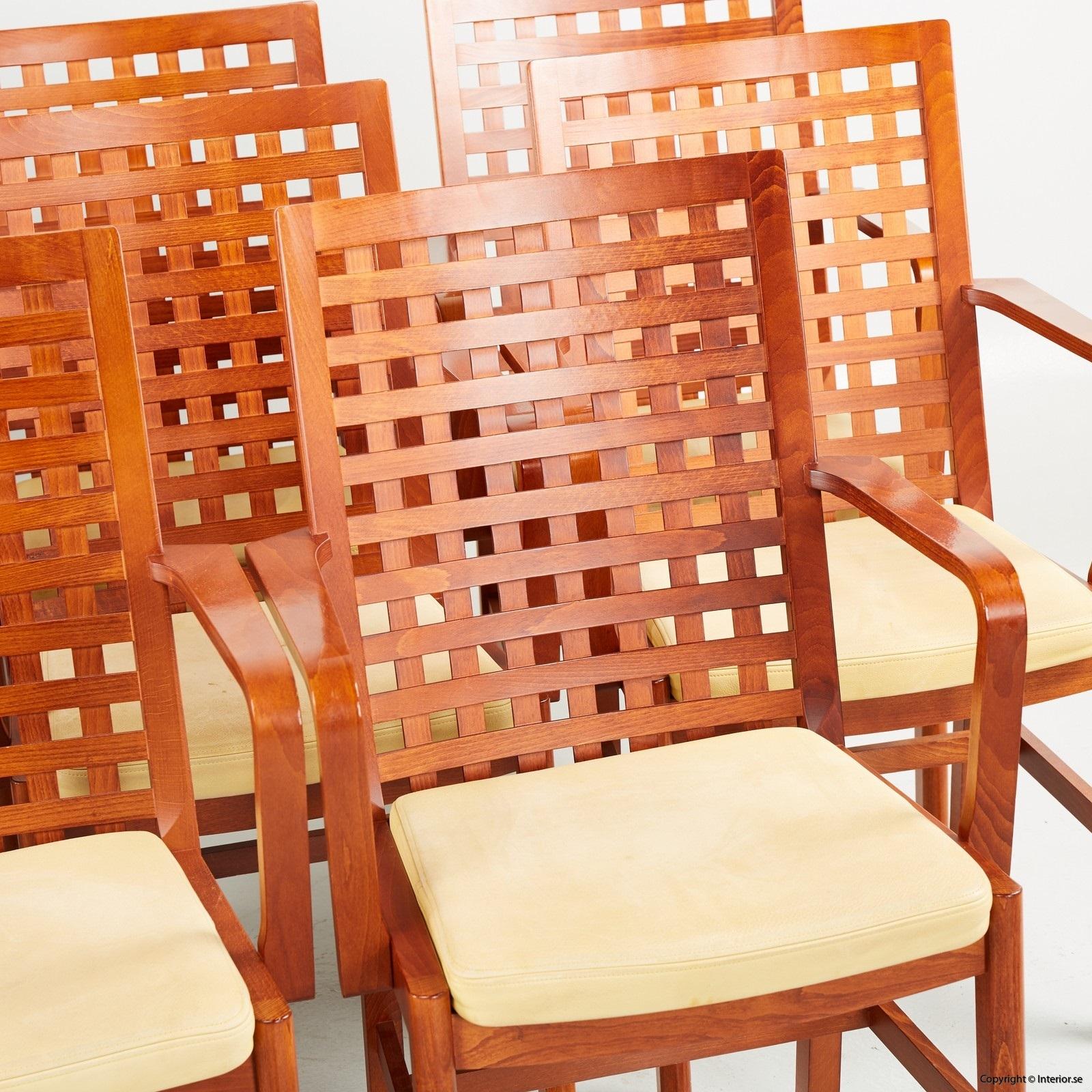 1 Konferensstolar Conference Chairs, Kvist Industries - Lädersits - Design furniture (2)
