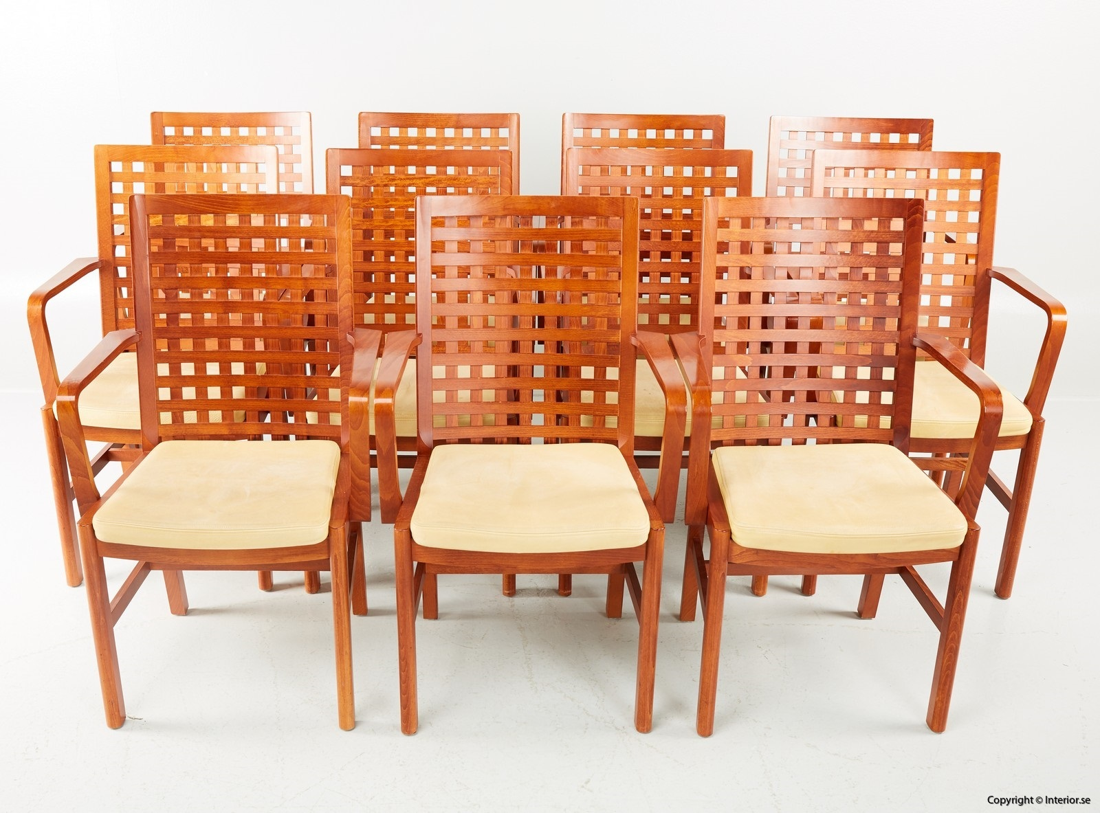 1 Konferensstolar Conference Chairs, Kvist Industries - Lädersits - Design furniture (3)