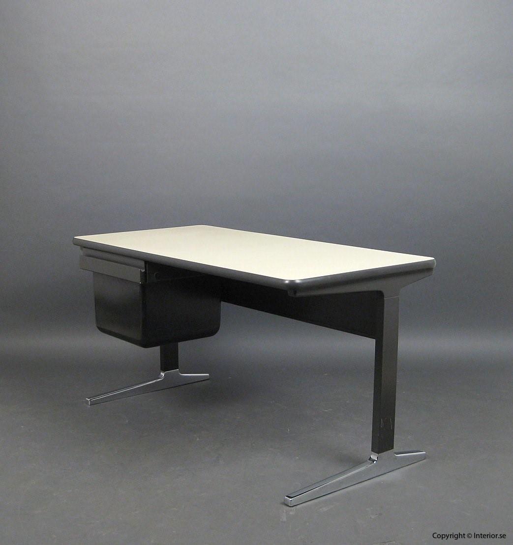 1 Herman Miller George Nelson Action Office Skrivbord Desk Designmöbler design furniture