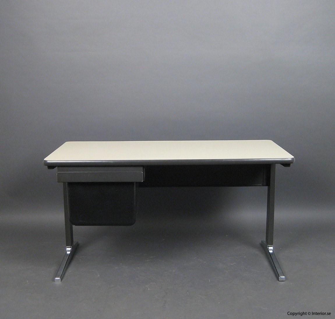 1 Herman Miller George Nelson Action Office Skrivbord Desk Designmöbler design furniture (2)