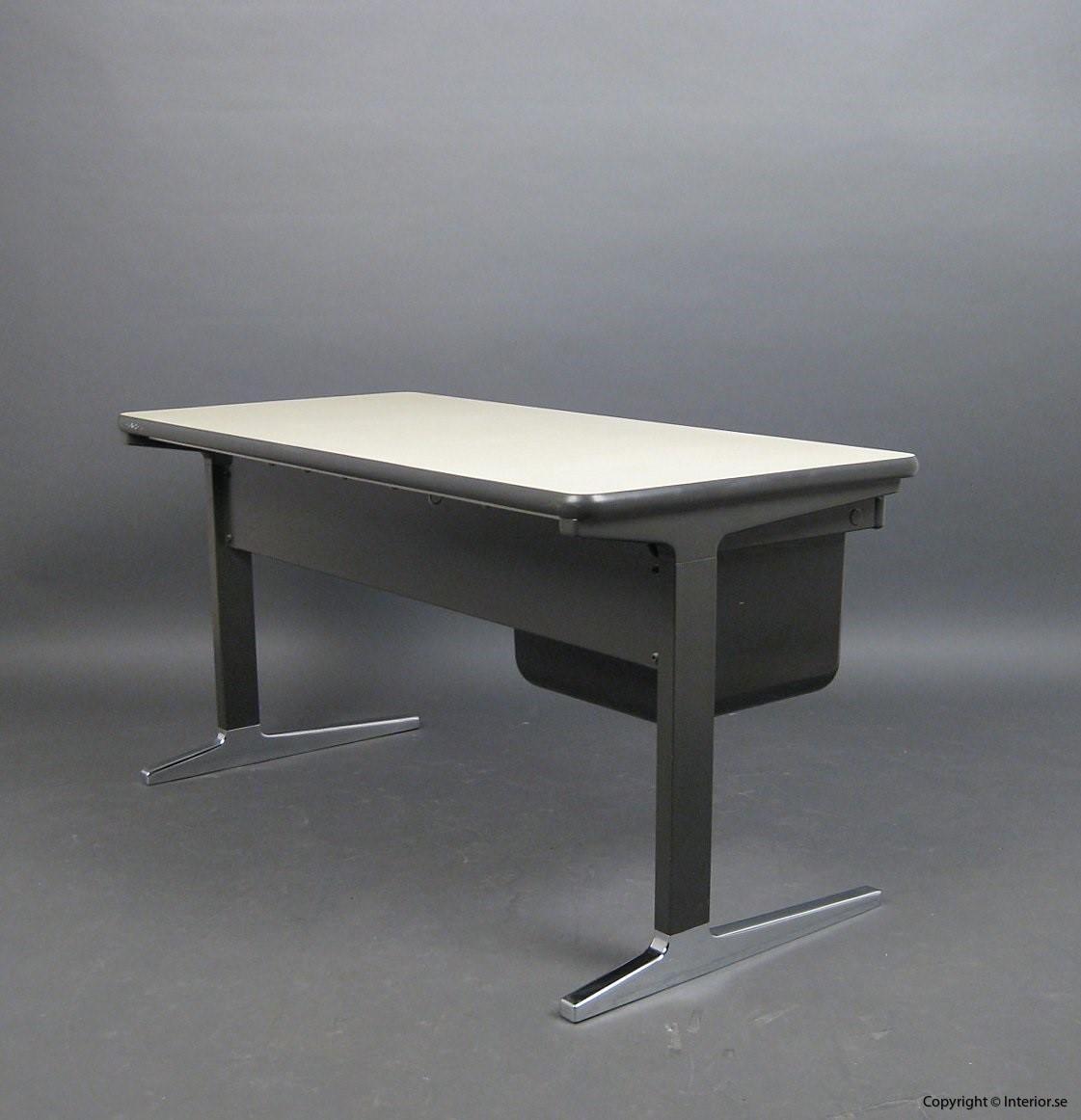 1 Herman Miller George Nelson Action Office Skrivbord Desk Designmöbler design furniture (3)