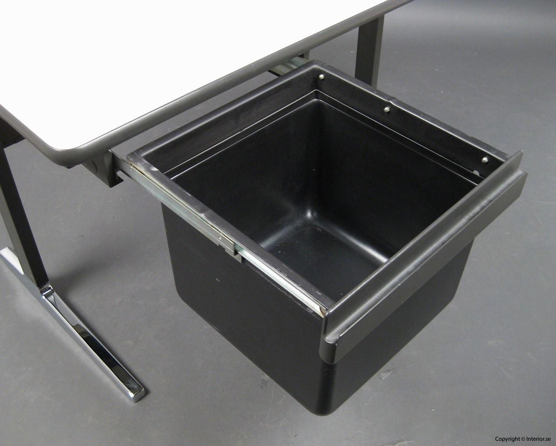 1 Herman Miller George Nelson Action Office Skrivbord Desk Designmöbler design furniture (5)