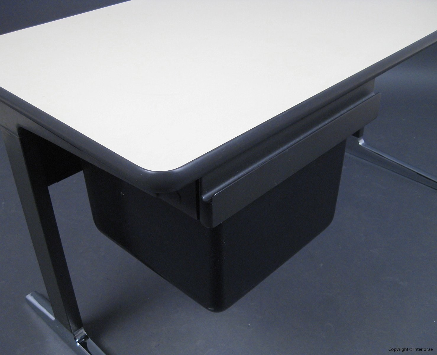 1 Herman Miller George Nelson Action Office Skrivbord Desk Designmöbler design furniture (4)