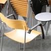 Åhörarstolar/föreläsningsstolar Lammhults Campus