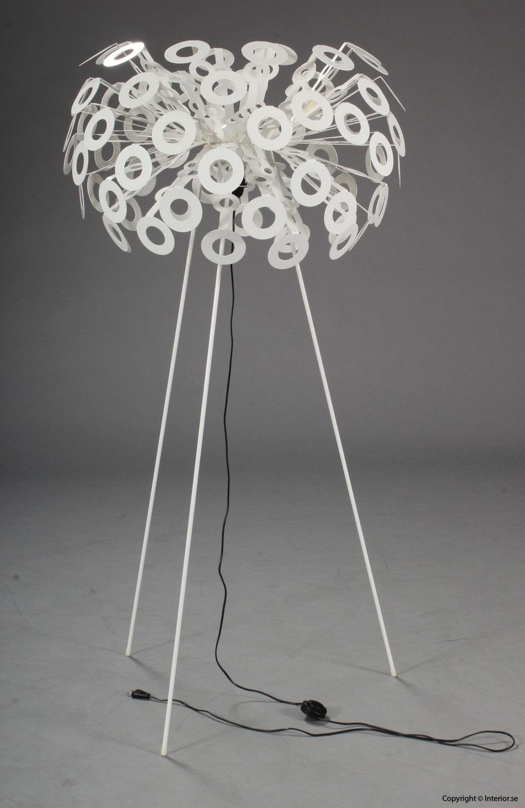 1 Golvlampa floor lampa stehluchte Moooi Dandelion - Richard Hutten