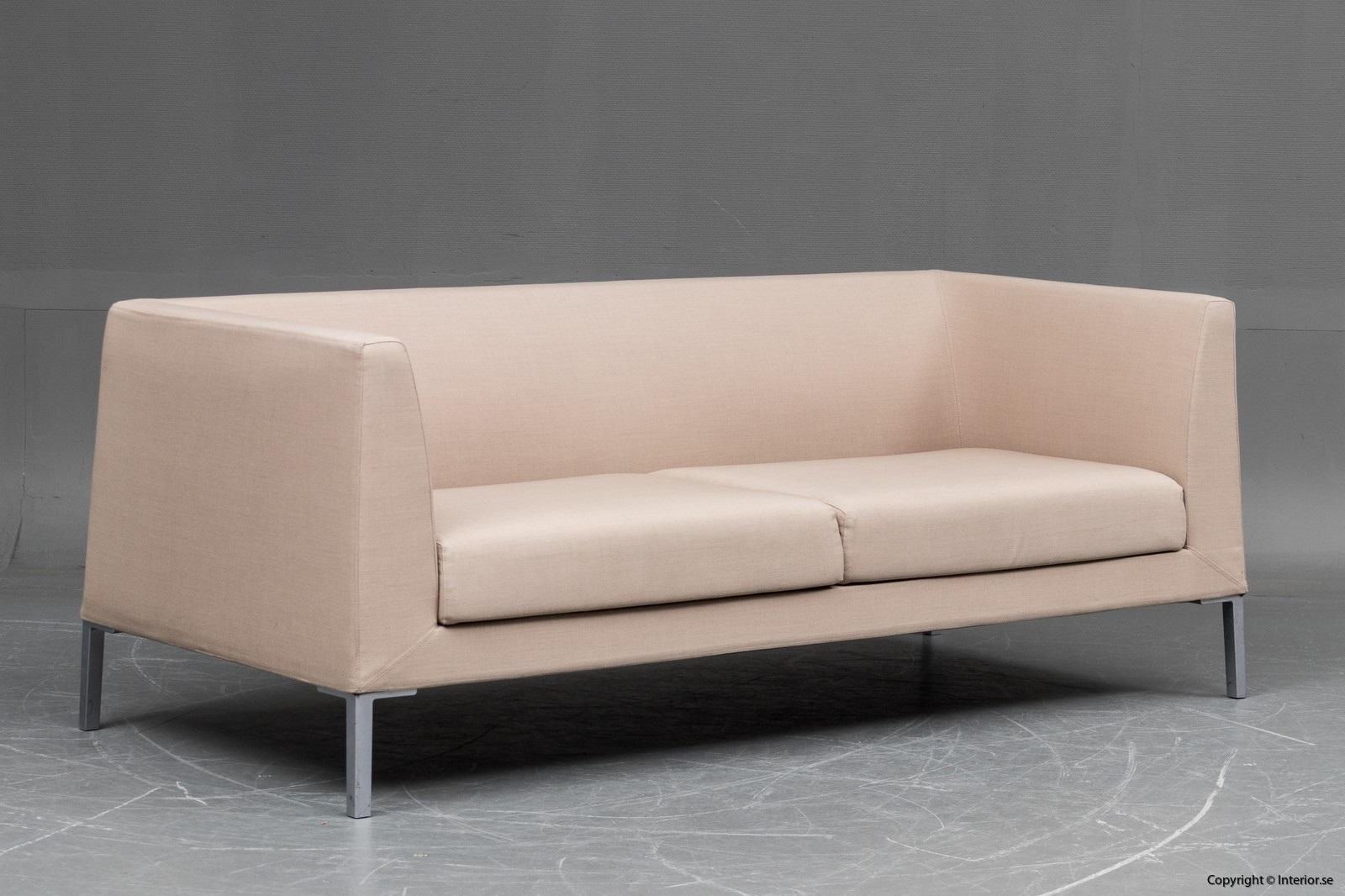 1 2-sits soffa, Paustian Eilersen Lounge - Hiorth Lorenzen & Foersom