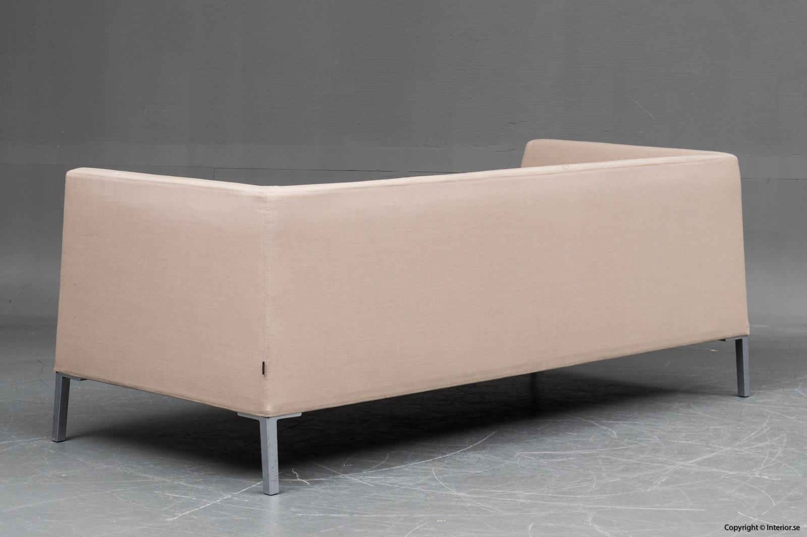 1 2-sits soffa, Paustian Eilersen Lounge - Hiorth Lorenzen & Foersom 7