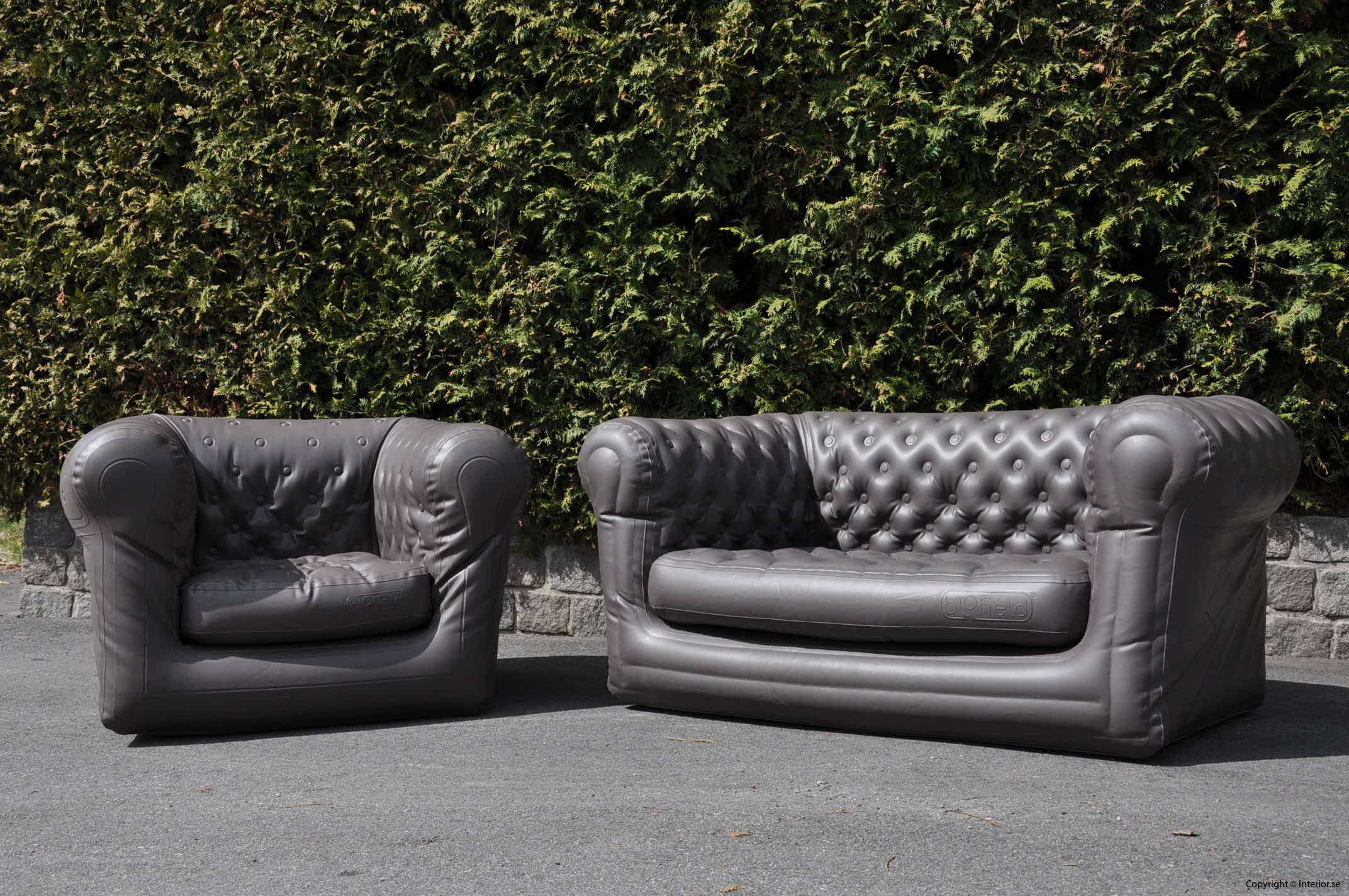 hyra uppblåsbara möbler hyr möbler event stockholm blofield furniture event sweden