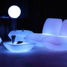 LED-Möbler - RGB Vondom Pillow (Flera färger)