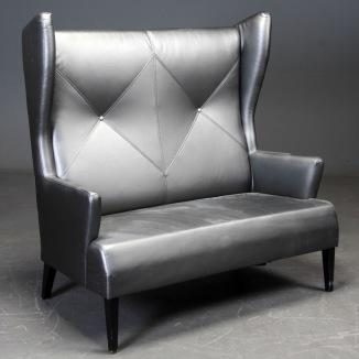 Soffa med hög rygg, Induflex