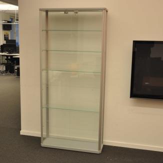 Låsbart glasskåp - Glasmonter & Utställningsskåp