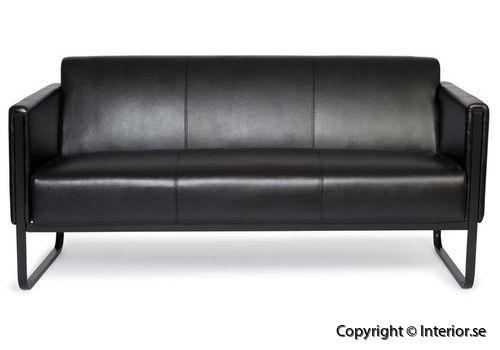 Soffa 3 sits konstläder besöksmöbler loungemöbler (1)