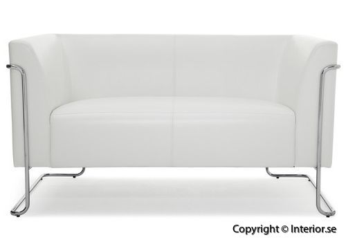 Soffa, 2 sits aero loungemöbler (3)
