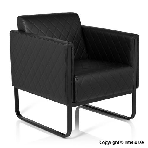 Fåtölj snygga loungemöbler stockholm black ops (1)